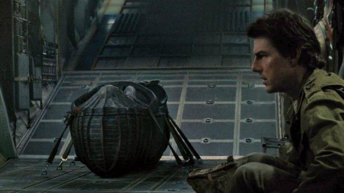 Tom Cruise em A Múmia