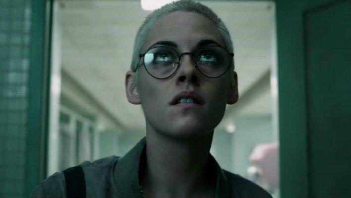 Kristen Stewart em Ameaça Profunda