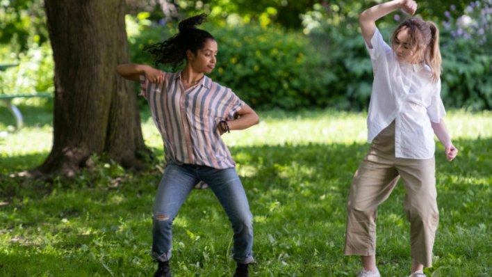 Dançarina Imperfeito (2020)