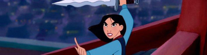 Mulher: Mulan