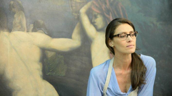 Maria Fernanda Cândido em Felizes para Sempre?