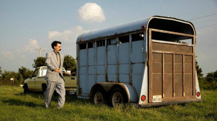 Borat: Fita de Cinema Seguinte