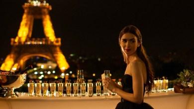 Foto de Emily em Paris