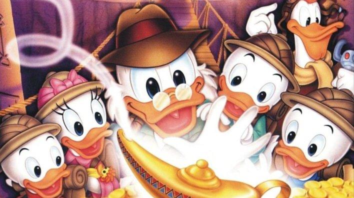 DuckTales - Os Caçadores de Aventuras