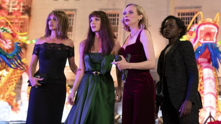 As Agentes 355, filme da Diamond Films Brasil apresentado na CCXP por Jessica Chastain