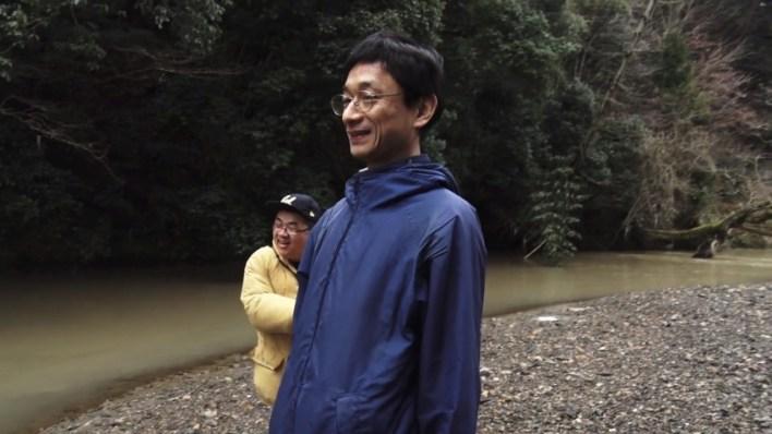 Eu e o Líder da Seita