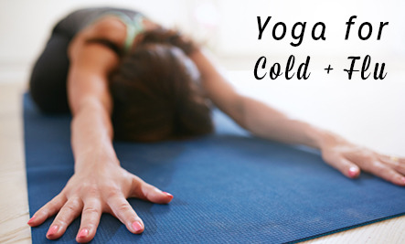 Sweat your cold out!