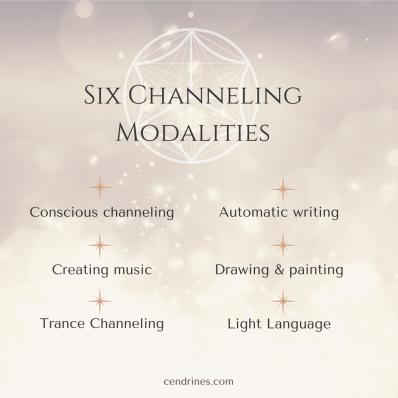 channeling abilities