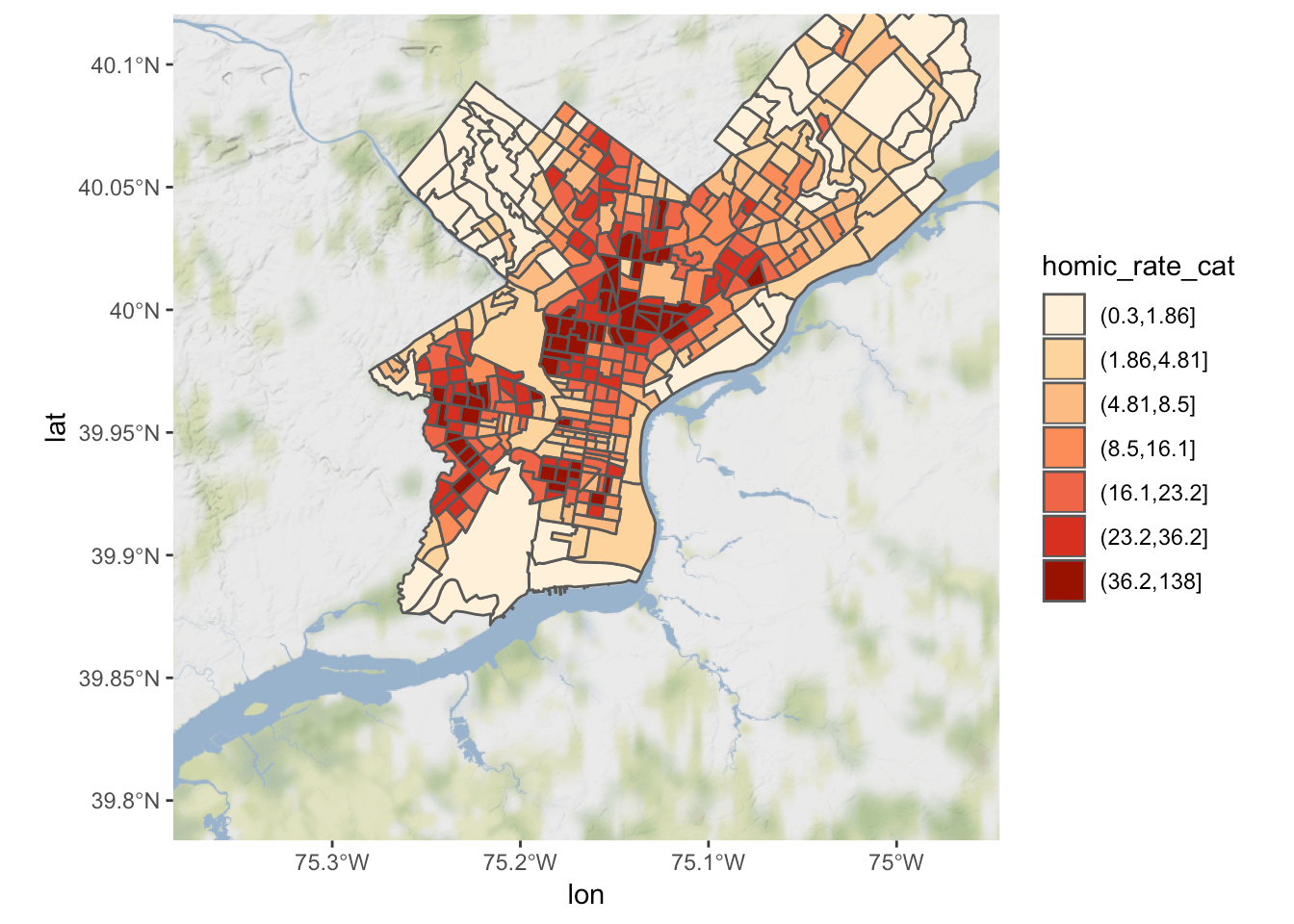 Chapter 3 Making Maps In R
