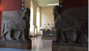 Asur Medeniyeti - Berlin Pergamon Müzesi - Müzeler Adası - Berlin Gezilecek Yerler