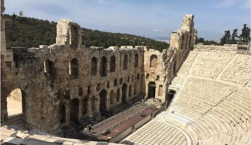 Dionysos Tiyatrosu