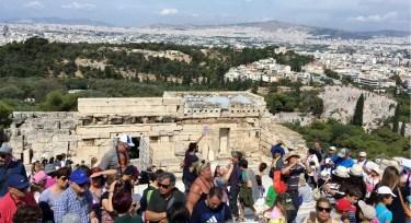 Acropolisten Atina