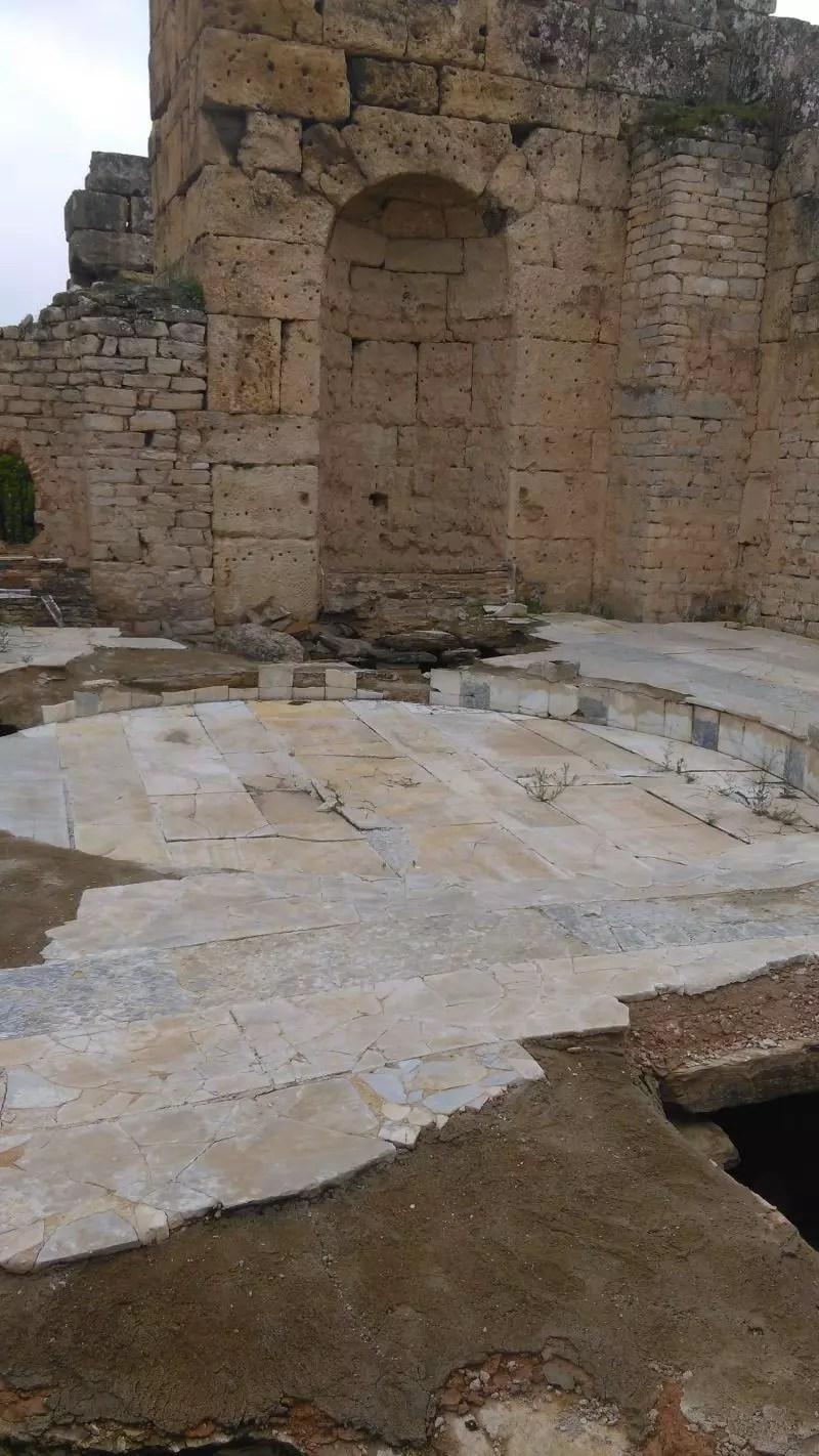 Hadrian Hamamları - Afrodisias