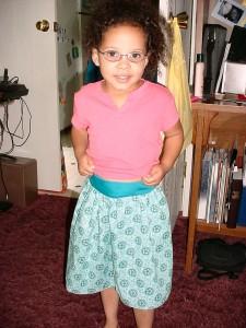 Modeling Skirt #2