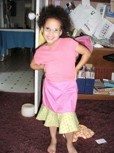 Modeling Skirt #1