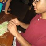 #1 Son dying yarn