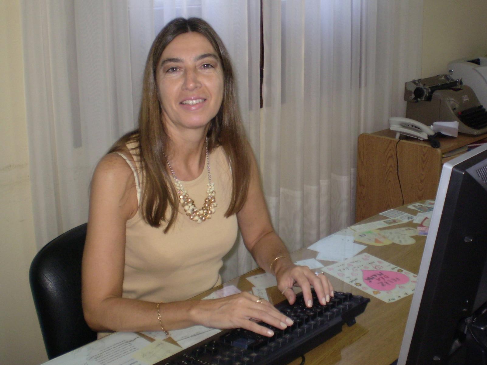 Profe Cecilia Ortiz