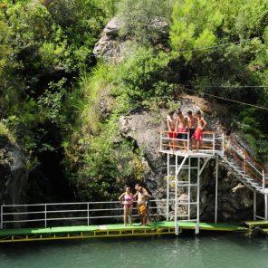 Alanya Dimçayı Cennet Vadisi Piknik Eğlence (3)