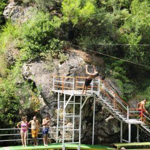 Alanya Dimçayı Cennet Vadisi Piknik Eğlence (6)
