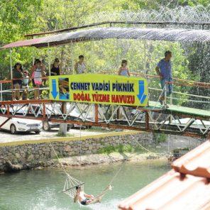 Alanya Dimçayı Doğal Güzellikleri Cennet Vadisi Restaurant (3)