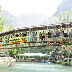 Alanya Dimçayı Doğal Güzellikleri Cennet Vadisi Restaurant (34)
