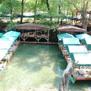 Cennet Vadisi Piknik Dimçayı Alanya (1)