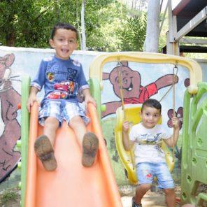 Cennet Vadisi Restaurant Çocuk Parkı Alanya Dimçayı (1)