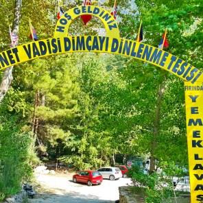 Dimçayı Alanya Cennet Vadisi Restaurant Doğal Güzellikler (19)