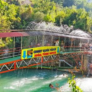 Dimçayı Alanya Cennet Vadisi Restaurant Doğal Güzellikler (22)
