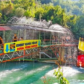 Dimçayı Alanya Cennet Vadisi Restaurant Doğal Güzellikler (29)