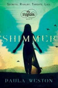 Shimmer, by Paula Weston