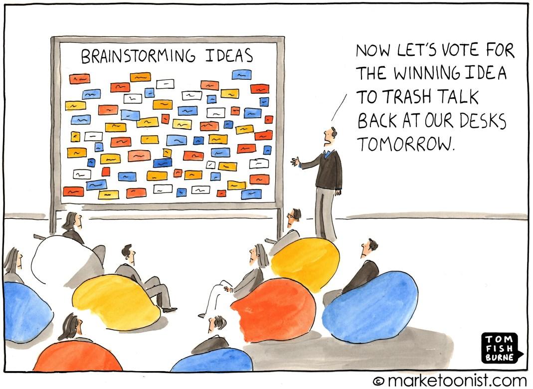 Brainstorming Folly