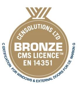 EN 14351 Bronze CMS licence