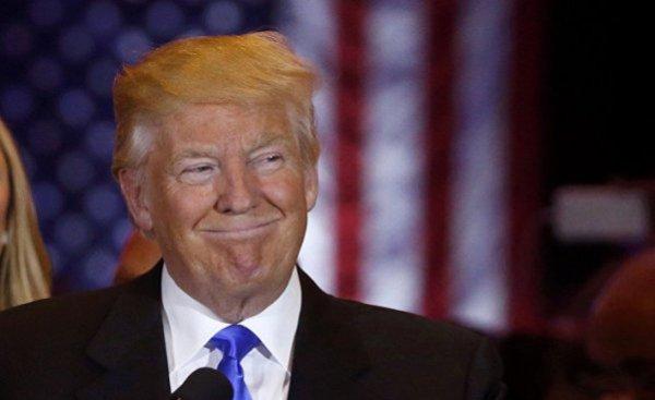 tramp-president