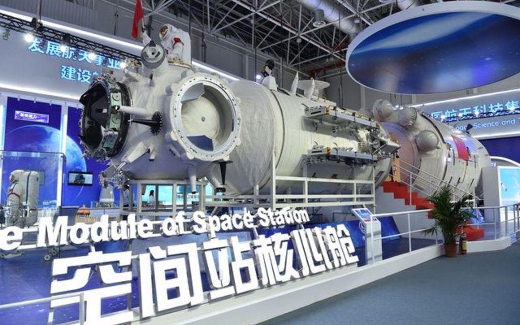 La Chine dévoile sa future station spatiale