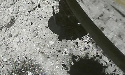 La sonde japonaise Hayabusa2 se prépare à créer un cratère sur un astéroïde