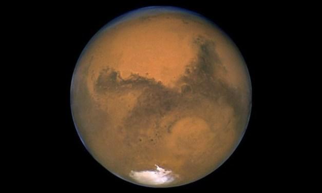Un premier séisme détecté sur Mars
