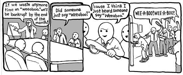 "The origin of ""Weeaboo"" in Perry Bible Fellowship"