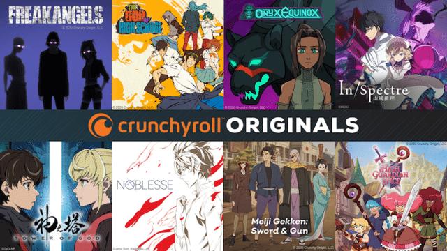 Crunchyroll Originals 2020 Announcement