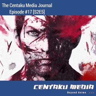 Episode Art for Centaku Media Journal: Episode 17 featuring Final Fantasy Origin