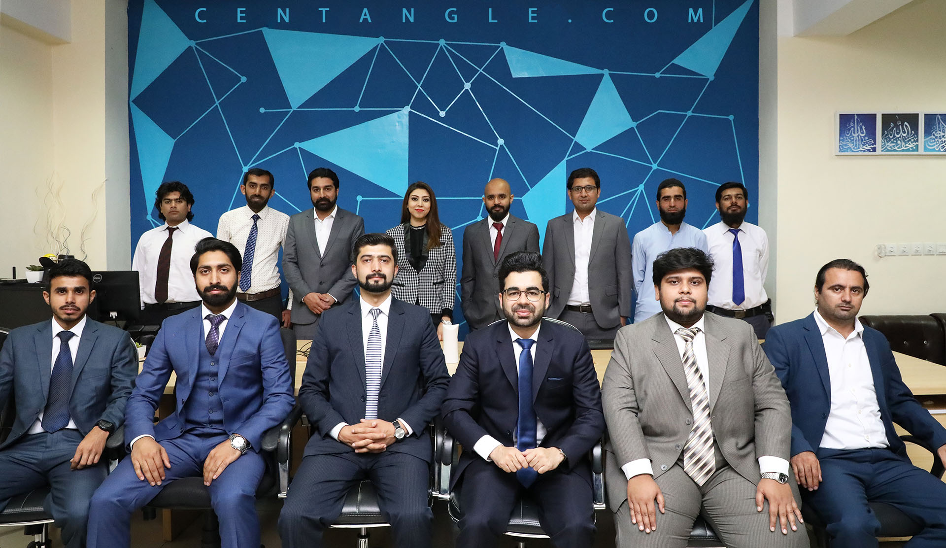 Team Centangle Interactive Pvt. Ltd.