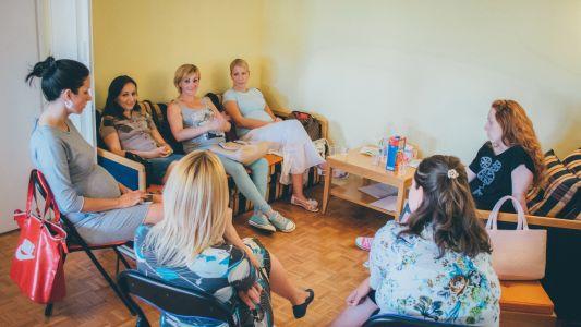 """7. Predavanje za trudnice """"Ko se boji porođaja još"""" - jul 2015."""