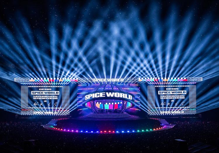 stage show and tv lighting designer