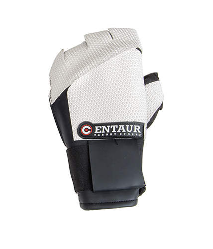Centaur Pro fingerless ISSF compliant target shooting glove - main view - low resolution