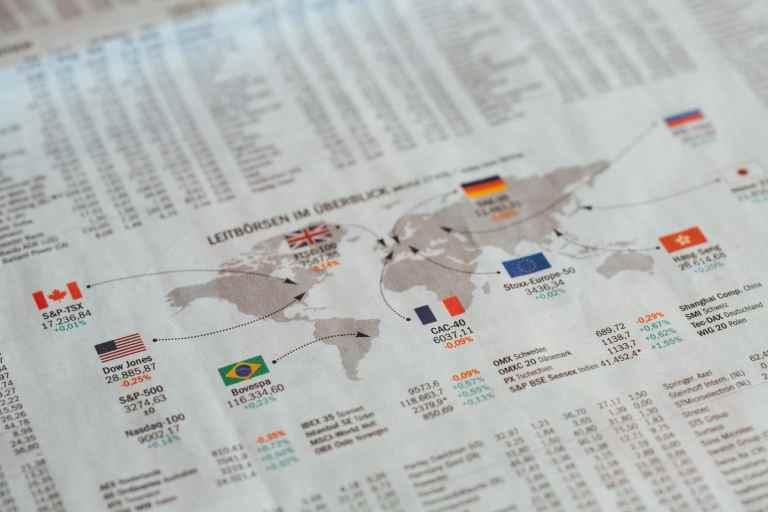 Investments around the world
