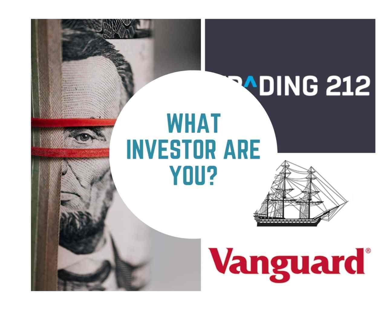 Trading 212 or Vanguard?