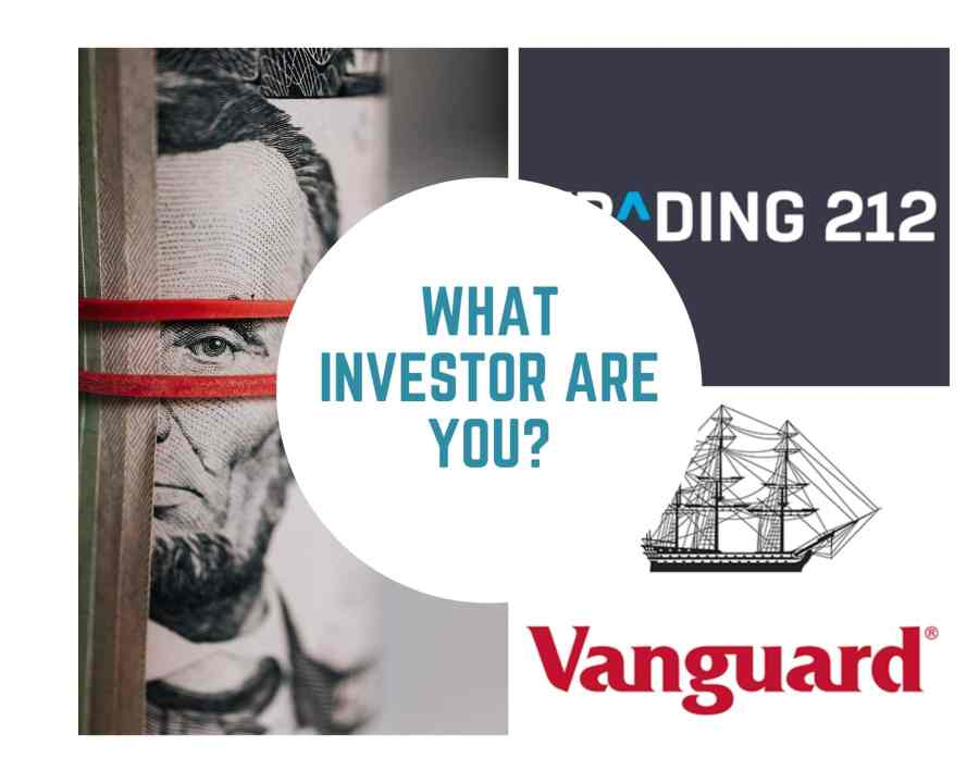 Trading 212 or Vanguard?