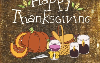 Happy Thanksgiving – No Homeowners Meeting for Nov.