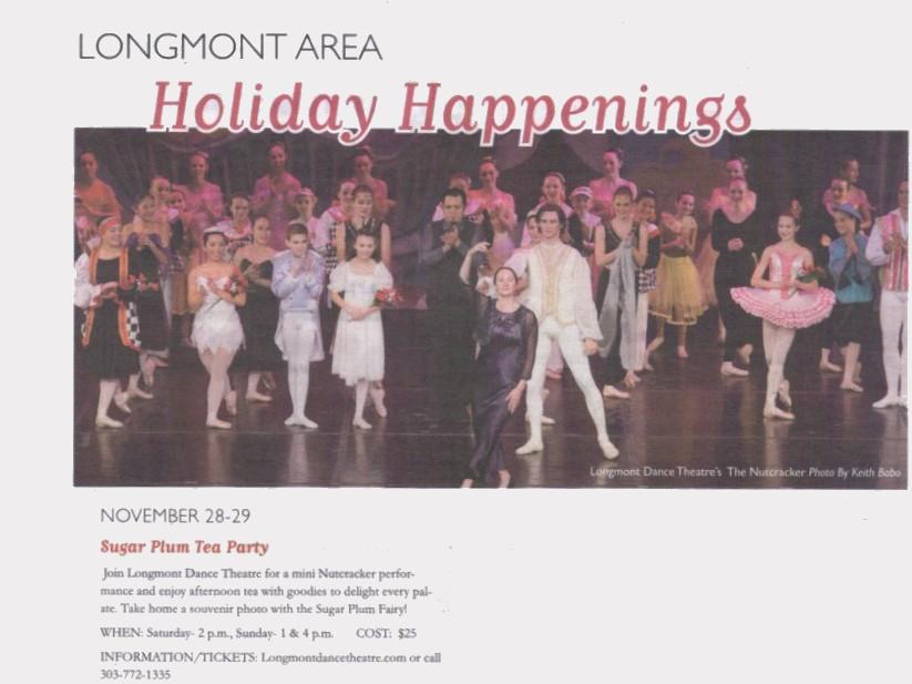 Dance Classes Longmont