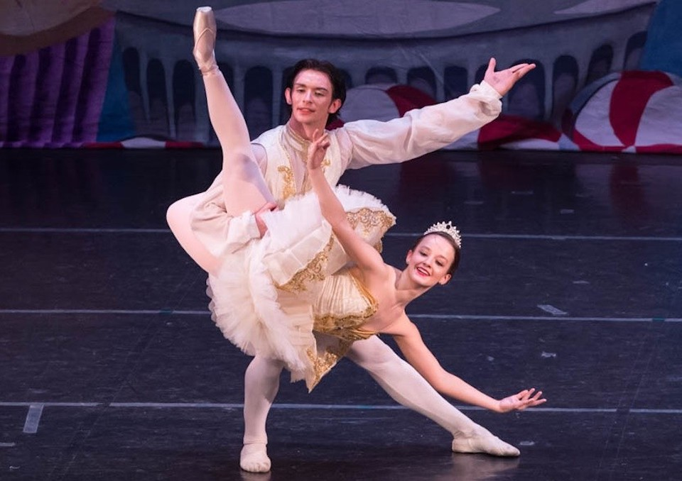 Nutcracker - Nora and Matt